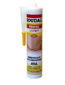 Klej Soudal 49A 310ml